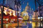 Paris, Montmartre - 1500pc Jigsaw Puzzle by Clementoni