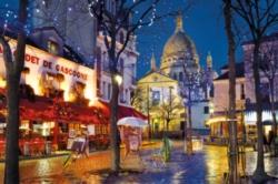 Clementoni Paris, Montmartre Jigsaw Puzzle