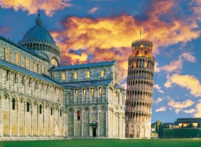 Clementoni Pisa 500pc Jigsaw Puzzle