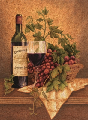 Clementoni Red Wine Jigsaw Puzzle