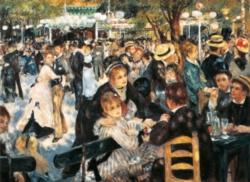 """Clementoni Renoir: """"Bal du moulinde la Galette"""" Jigsaw Puzzle"""
