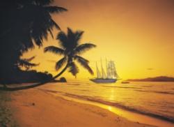 Clementoni Seychelles Sunset Jigsaw Puzzle