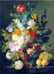 "Clementoni Van Dael ""Bowl of Flowers"" Jigsaw Puzzle"