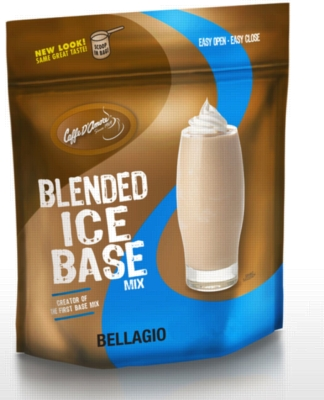 Caffe D'Amore Barista Base Blends - 3 lb. Bulk Bag