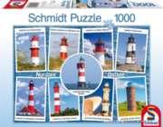 Schmidt Lighthouses Jigsaw Puzzle
