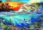 Ocean Fantasy - 500pc Jigsaw Puzzle by Schmidt