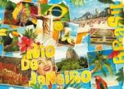 Schmidt Rio de Janeiro Jigsaw Puzzle