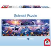 Schmidt Seascape Panoramic Jigsaw Puzzle