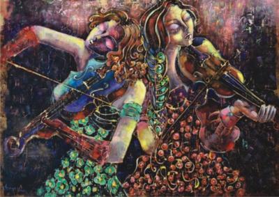 Anatolian Concerto Jigsaw Puzzle