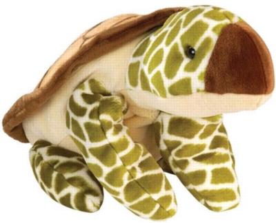 Green Sea Turtle - 16'' Turtle By Wild Republic