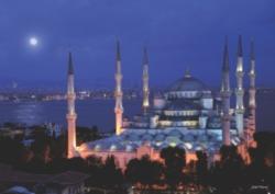 Anatolian Sultanahmet Neon Jigsaw Puzzle