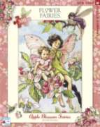 New York Puzzle Company Apple Blossom Fairies Jigsaw Puzzle