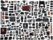 New York Puzzle Company Camera Collection Jigsaw Puzzle