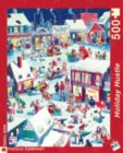 Holiday Hustle - 500pc Jigsaw Puzzle by New York Puzzle Company