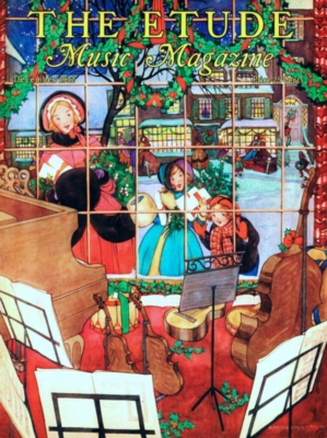 New York Puzzle Company Musical Wishes Jigsaw Puzzle