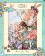 New York Puzzle Company Sweet Pea Fairy Jigsaw Puzzle
