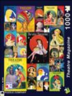 Theatre Magazine Collage - 1000pc Jigsaw Puzzle by New York Puzzle Company