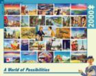 World of Possibilities - 2000pc Jigsaw Puzzle by New York Puzzle Company