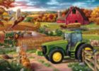 100 Years of Deere - 1000pc Jigsaw Puzzle by Masterpieces