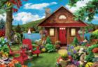 A Perfect Summer - 1000pc Jigsaw Puzzle by Masterpieces