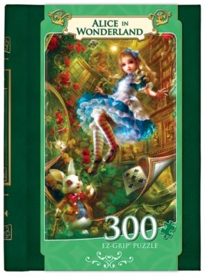 Masterpieces Alice in Wonderland Jigsaw Puzzle