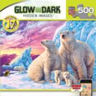 Arctic Friends - 500pc Jigsaw Puzzle by Masterpieces