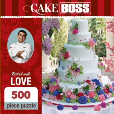 Masterpieces Baked with Love Jigsaw Puzzle