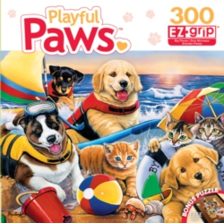 Masterpieces Beach Party Jigsaw Puzzle