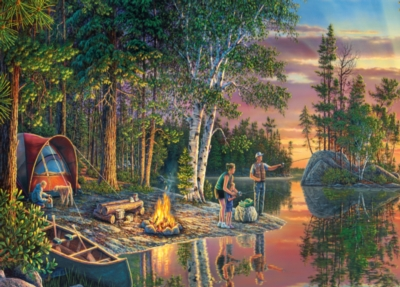 Masterpieces Catching Memories Jigsaw Puzzle