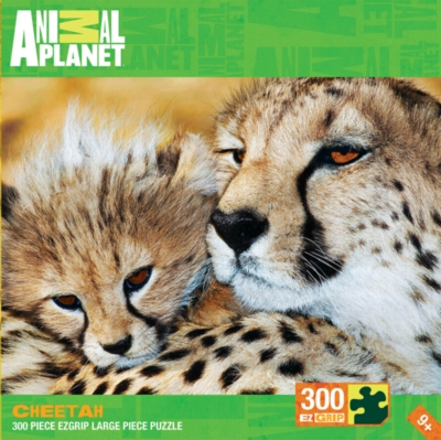 Masterpieces Cheetahs Jigsaw Puzzle
