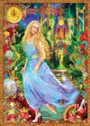 Masterpieces Cinderella's Glass Slipper Jigsaw Puzzle