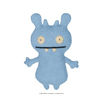 """Deer Ugly Blue - 7"""" Little Ugly by Uglydoll"""