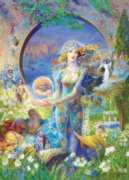 Masterpieces Cybele's Secret Jigsaw Puzzle |Tin