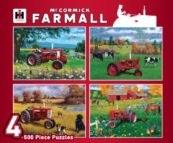 Masterpieces Farmall Jigsaw Puzzle
