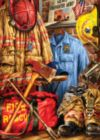 Fire and Rescue - 1000pc Jigsaw Puzzle by Masterpieces