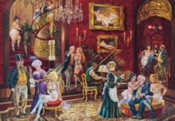 Masterpieces Gentleman's Club Jigsaw Puzzle