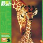 Giraffes - 300pc EZ Grip Jigsaw Puzzle by Masterpieces