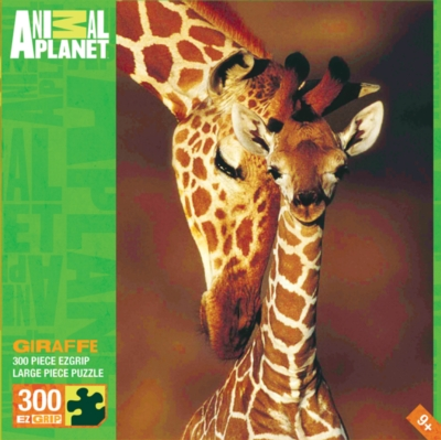 Masterpieces Giraffes Jigsaw Puzzle