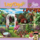 Glorioius Garden - 750pc Jigsaw Puzzle by Masterpieces