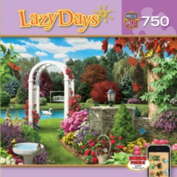 Masterpieces Glorious Garden Jigsaw Puzzle