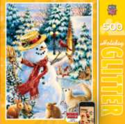 Masterpieces Holiday Party Jigsaw Puzzle