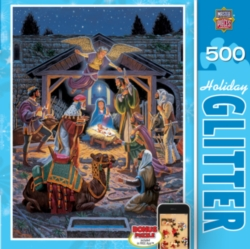 Masterpieces Holy Night Jigsaw Puzzle