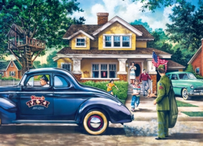 Masterpieces Homecoming Jigsaw Puzzle