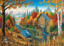 Masterpieces Johnson's Mill Jigsaw Puzzle