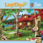 Lakeside Retreat - 750pc Jigsaw Puzzle by Masterpieces