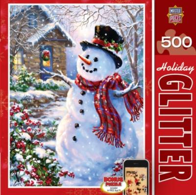 Masterpieces Let it Snow Jigsaw Puzzle