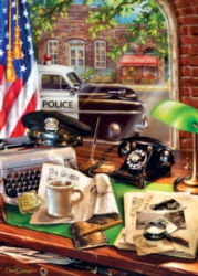Masterpieces Local Law Jigsaw Puzzle