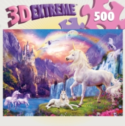 Masterpieces Majestic Kingdom Jigsaw Puzzle