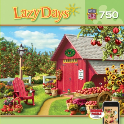 Masterpieces Monarch Orchard Jigsaw Puzzle