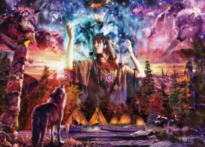 Masterpieces Native Dreams Jigsaw Puzzle